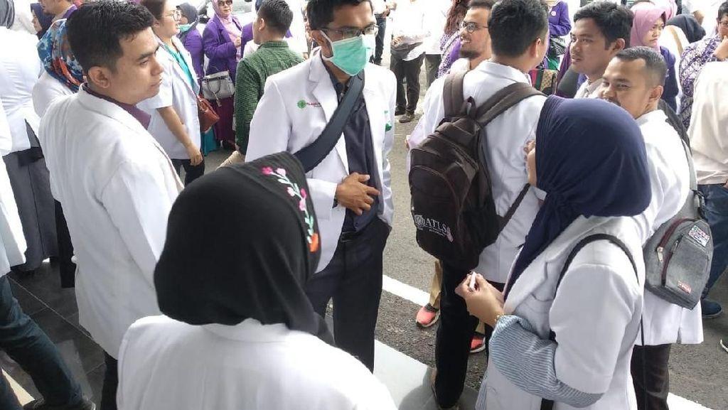 Kasus Korupsi, 3 Dokter Spesialis di Riau Jadi Tahanan Kota