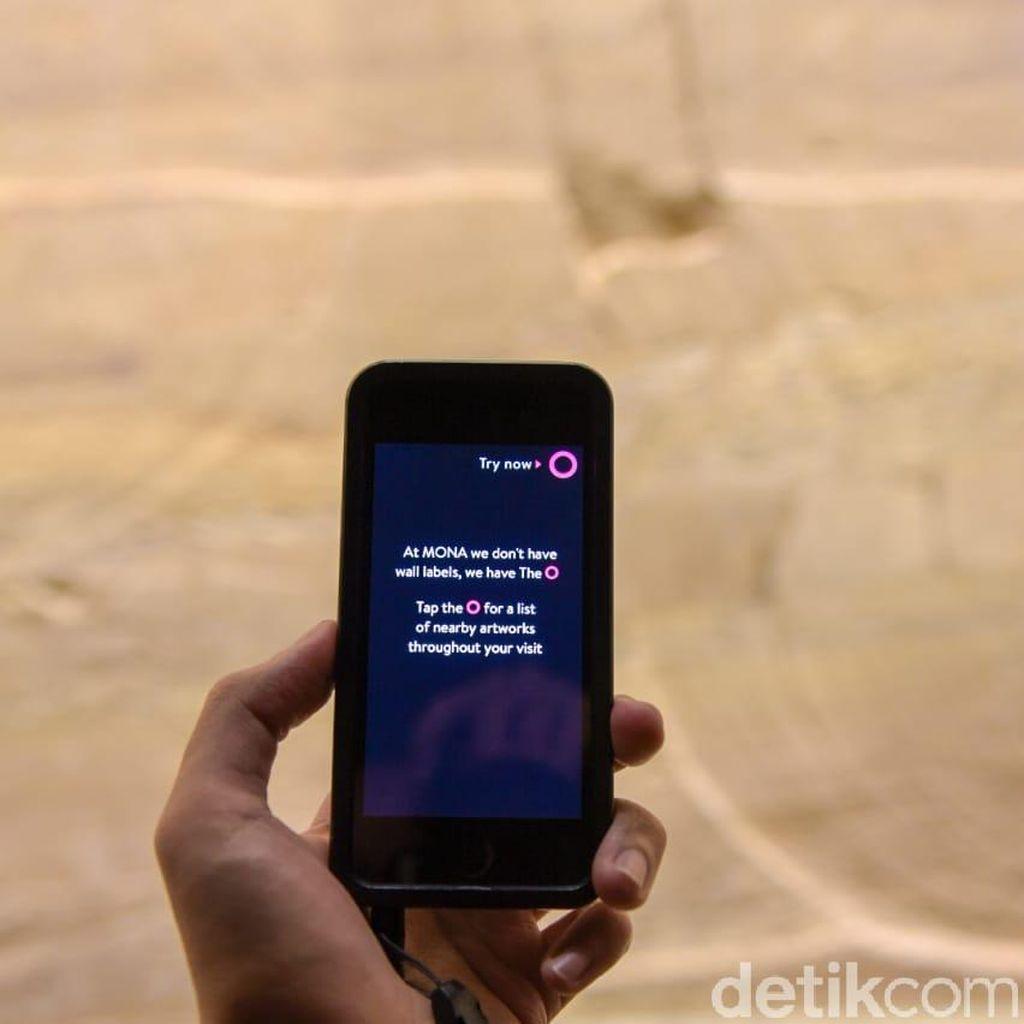 Perusahaan Ini Ciptakan Aplikasi Tur Museum yang Praktis