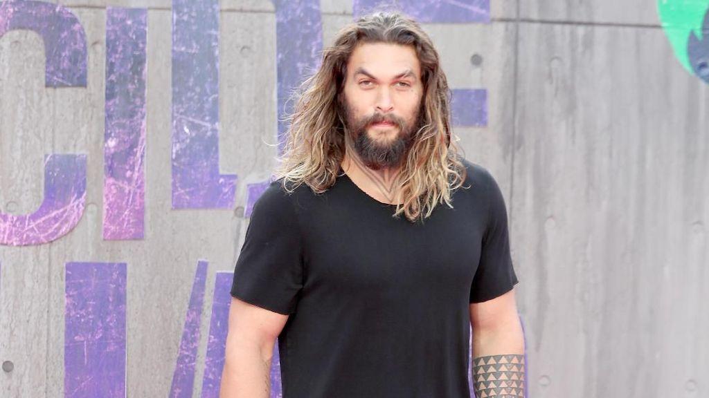 Rahasia Bugar dan Kekar Ala Jason Momoa Aquaman