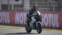Paddock MotoE di Jerez Terbakar!