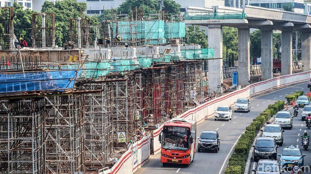 Adhi Karya bakal Dapat Rp 2,8 T dari Pembayaran LRT Jabodebek Fase II