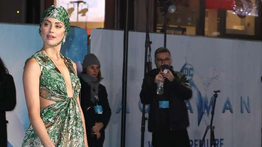Amber Heard, Jason Momoa hingga Rossa yang Makin Cantik Aja