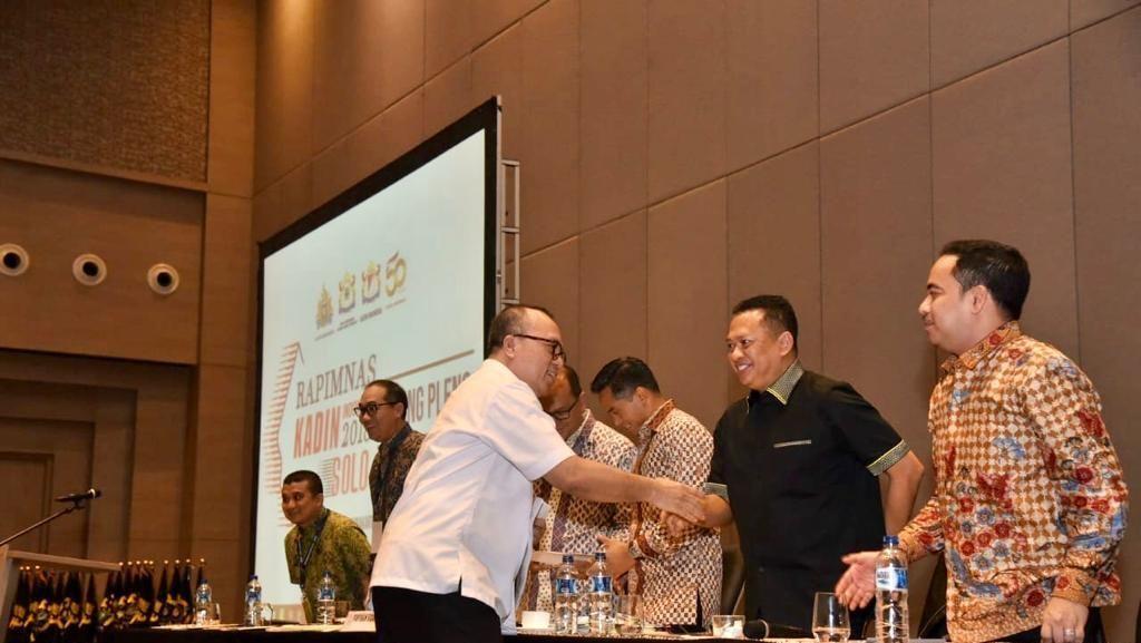 Bamsoet Nilai Ekonomi Indonesia Menunjukkan Tren Positif dan Stabil