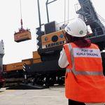 Apa Kabar Proyek Pelabuhan Belawan dan Kuala Tanjung?