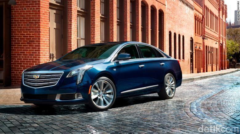 Cadillac XTS Foto: CNN