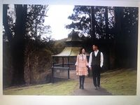 Foto prewedding Jusup dan Clarissa yang diselenggarakan di lima benua