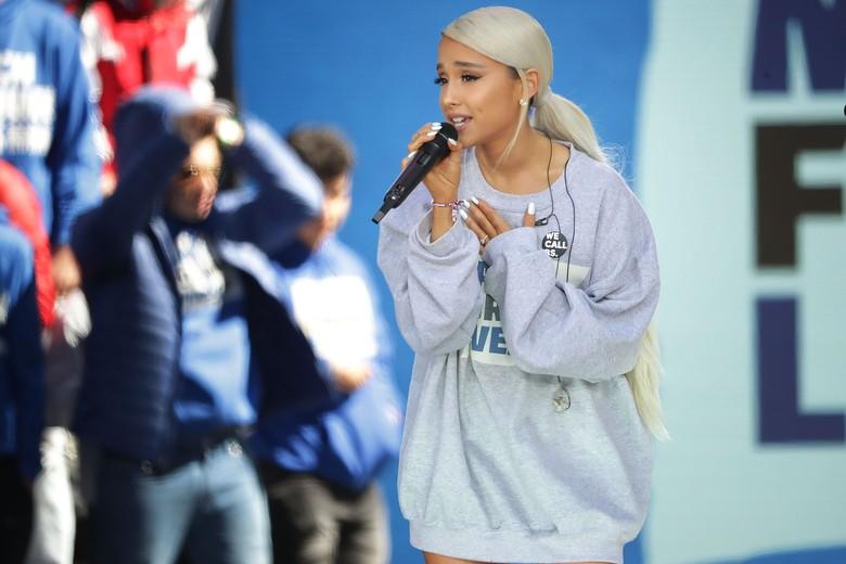 Ariana Grande. Foto: Getty Images