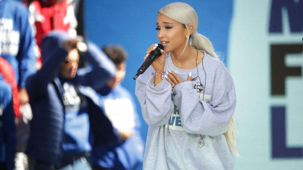 Ariana Grande Umumkan Sampul Album Terbarunya
