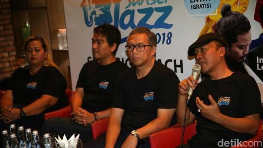 Senggigi Sunset Jazz Bangkitkan Lombok