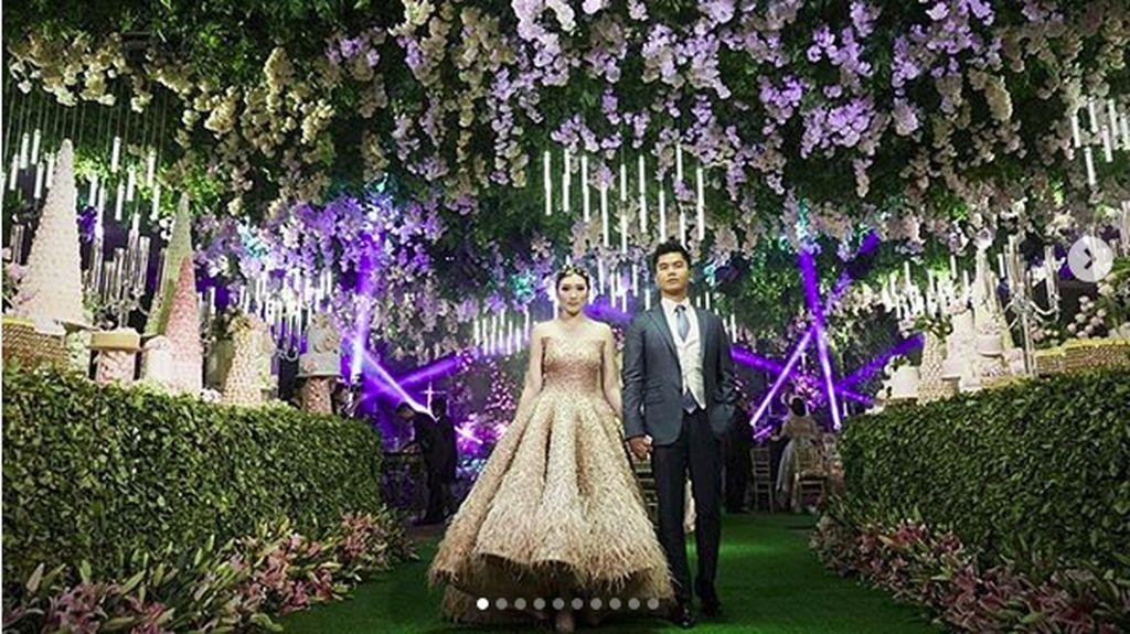 Pernikahan Crazy Rich Surabayan yang Viral Ditaksir Habiskan Ratusan Miliar