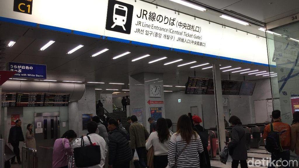 Rahasia Jepang Bisa Paksa Warganya Gunakan Transportasi Umum