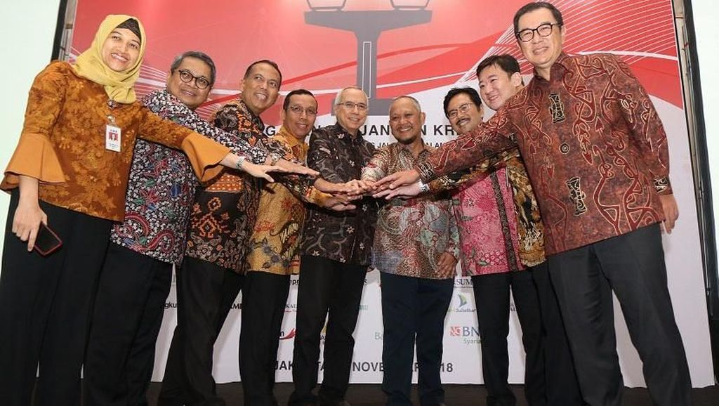 Bank Mega dan Jakarta Tollroad Development Jalin Kerja Sama