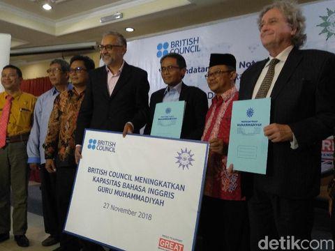 Dubes Inggris untuk Indonesia Moazzam Malik mengatakan kerja sama ini tak terikat waktu