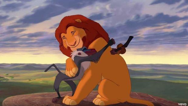 Rafiki yang adalah 'sahabat' keluarga Mufasa (ayah Simba).