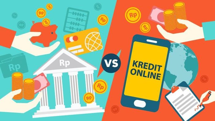 Fintech vs Kredit Online Bank