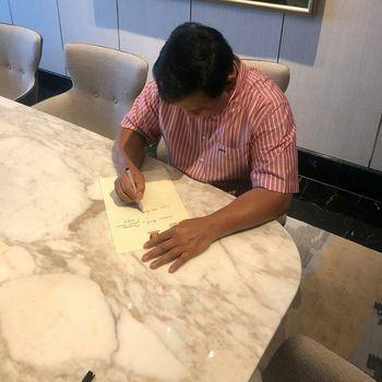 Prabowo Terharu Dapat Sumbangan Rp 20 Ribu dari Pendukung