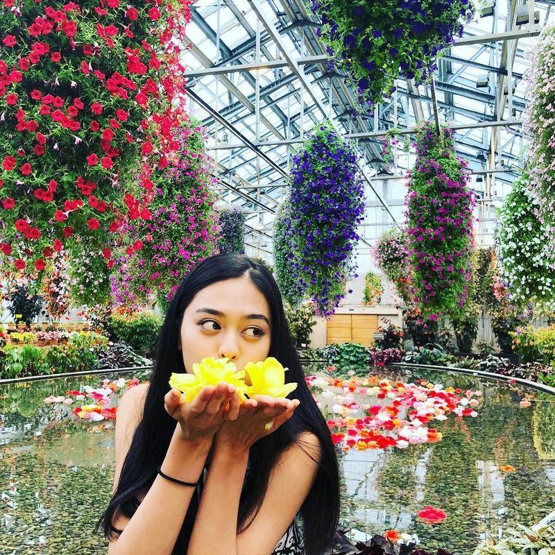 Saat mudik ke Jepang, Yuumi pun selalu liburan ke kampung halamannya di Prefektur Mie (yuumi_kato/Instagram)