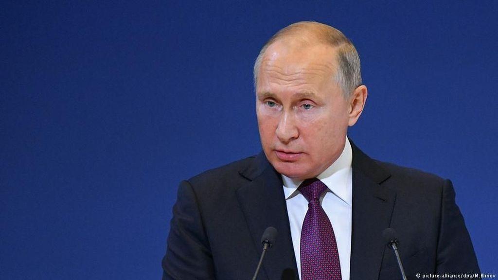 Musim Dingin Moskow Tak Bersalju, Putin Cemas Bahaya Pemanasan Global