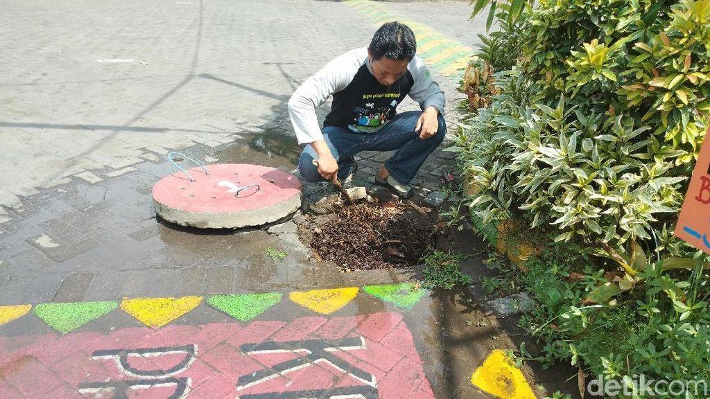 Kampung di Sidoarjo ini Tak Lagi Langganan Banjir, Pakai Apa Ya?