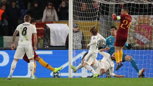 Real Madrid bisa mencuri kemenangan di kandang Ajax Amsterdam. (