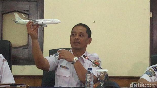 Konpers KNKT soal Lion Air PK-LQP /