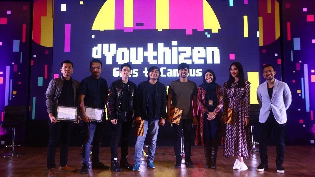 Yuk Lihat Serunya dYouthizen Goes to Campus di UI