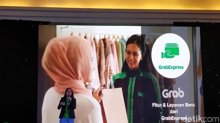 Ini cara belanja online COD-an pakai Grab (Foto: Agus Tri Haryanto/detikINET)
