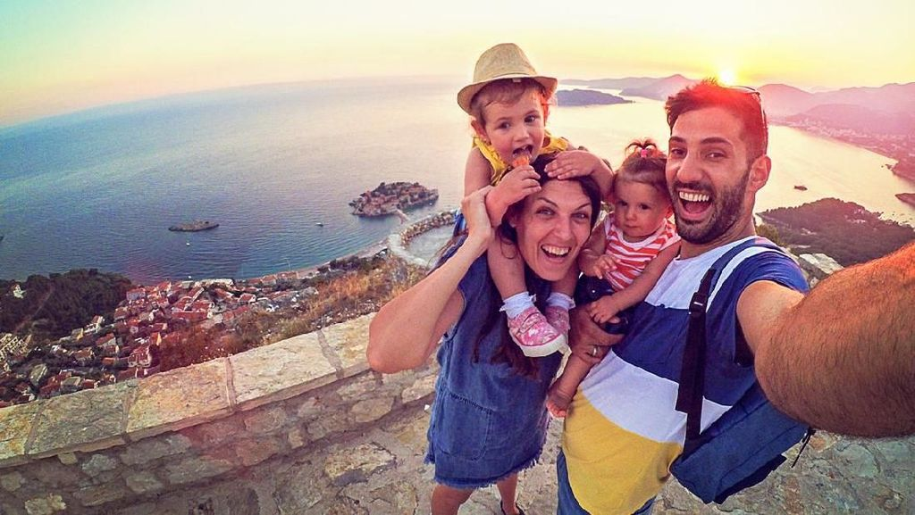 4 Tips agar Anak Nyaman Saat Traveling
