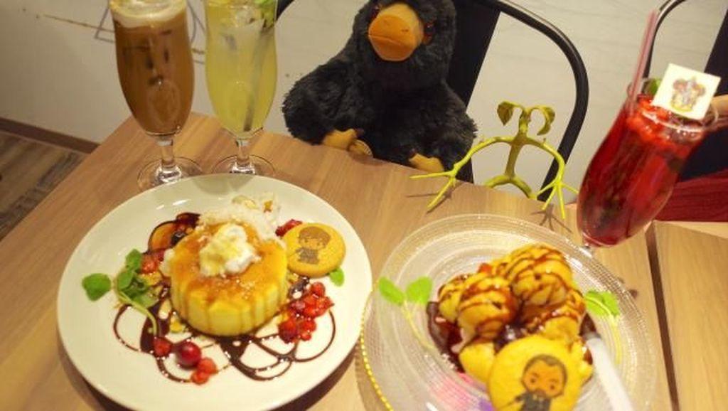 Yeay! Kafe Resmi Harry Potter Pertama Dunia Dibuka di Jepang