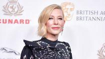 Duh, Kepala Cate Blanchett Terluka Saat Gunakan Gergaji