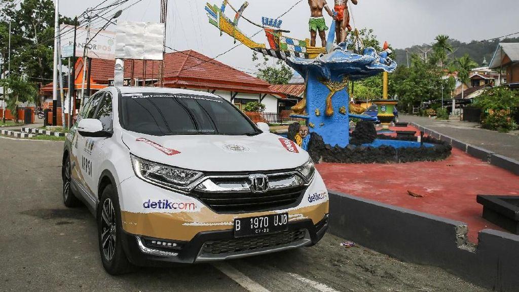 Jelajah Sampai Papua, Honda CR-V Buktikan Performa Kenyamanan