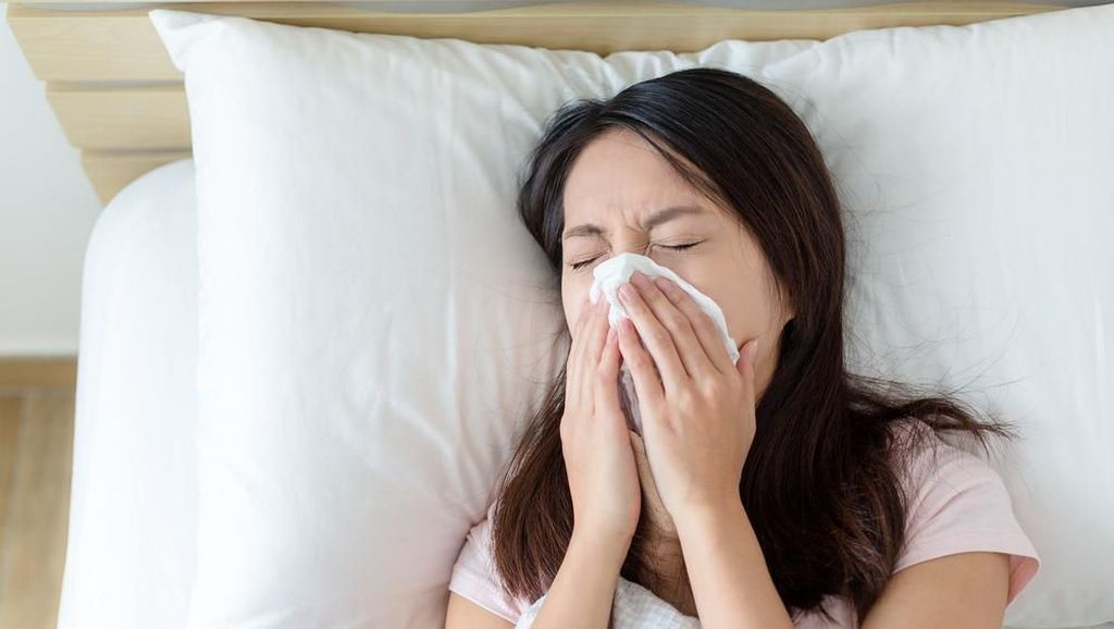 Wajib Tahu! 5 Tanda Flu Sudah Mulai Berbahaya