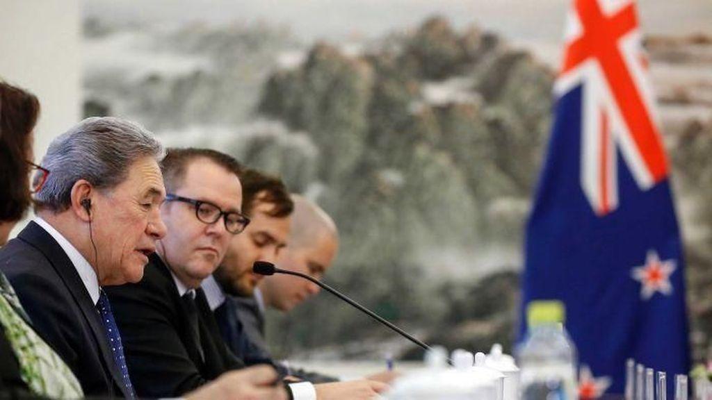 Selandia Baru Peringatkan Ancaman Campur Tangan China