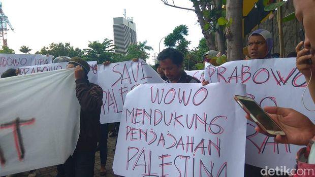 Ucapan Prabowo soal Kedubes Australia, Massa: Menodai Hati Umat Islam