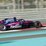 Sean Gelael Puas dengan Hasil Tes F1 Abu Dhabi