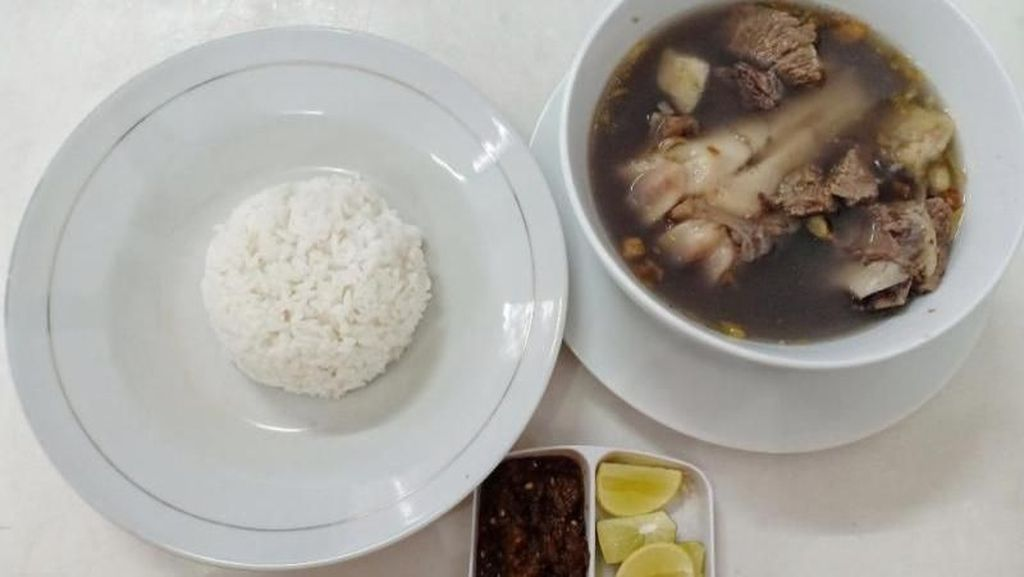 Siang-siang, Asyiknya Wisata Kuliner Kaledo Khas Palu