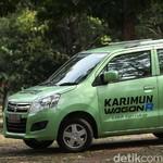 Suzuki Masih Betah Jual Karimun Wagon R Berwajah Lawas