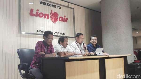 PK-LQP Disebut Tak Laik Terbang, Lion Air: Ada Kontradiksi di KNKT
