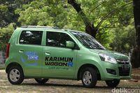 Suzuki Karimun Wagon R.