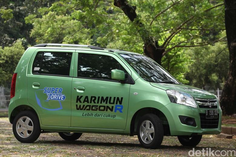 Karimun Wagon R, LCGC keluaran Suzuki. Foto: Rengga Sancaya