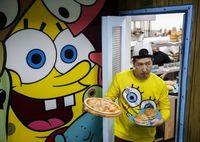 Krusty Krab hingga Kraby Patty, 5 Kafe Tema SpongeBob yang Menggemaskan