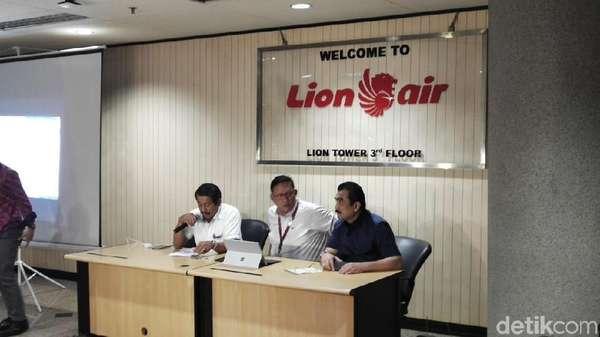 Data Pramugari PK-LQP Berbeda, Ini Penjelasan Lion Air