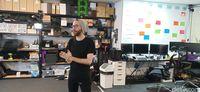 Menjajal Sensasi Menjelajah Luar Angkasa Lewat VR