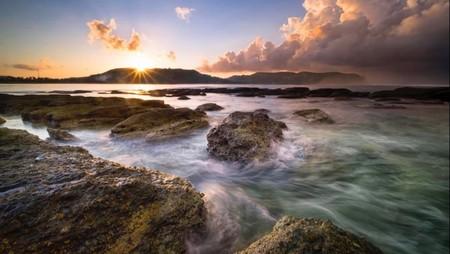 Sunshine di batu payung - Lombok