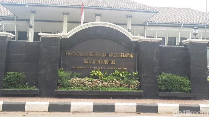 Pengadilan Negeri Jaksel (Audrey Santoso/detikcom)