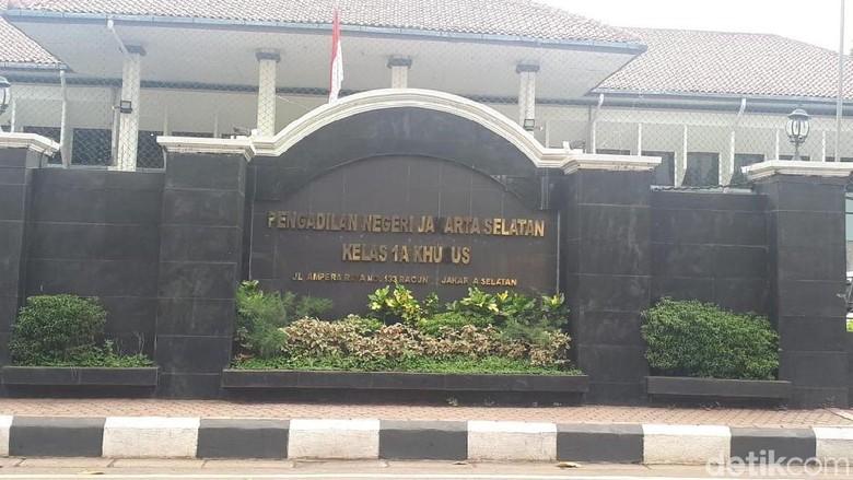 OTT KPK, PN Jaksel Pastikan Jumlah Panitera Lengkap