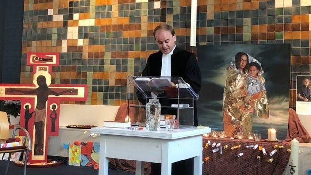 Gereja Belanda Kebaktian Maraton Cegah Pengungsi Armenia Ditangkap