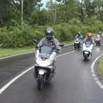Digeber 128 Km, Ini Konsumsi BBM Honda PCX
