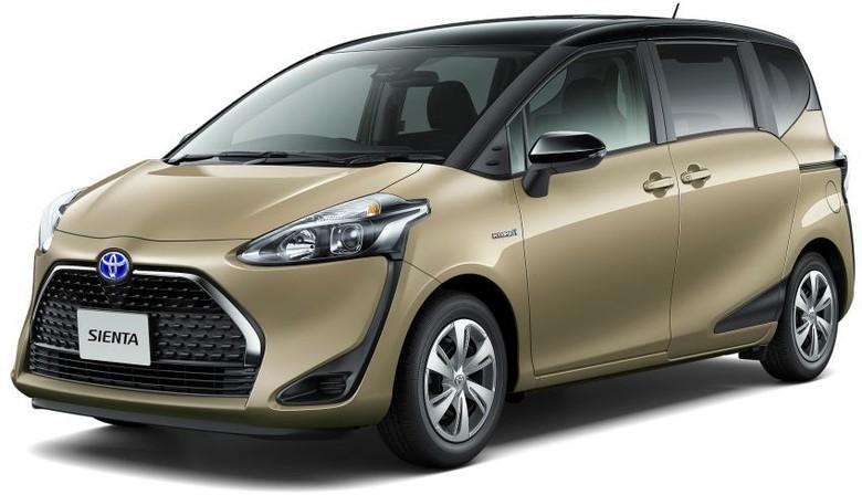 Toyota Sienta baru. Foto: Paultan