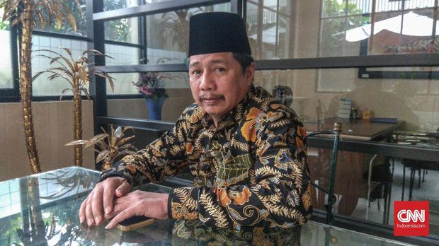 Ketua Umum Parmusi Usamah Hisyam, di Jakarta, Selasa (27/11).